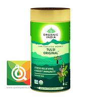 Organic India Tulsi Original - Infusión Orgánica Tulsi en Hoja