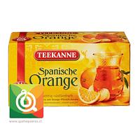 Teekanne Spanish Orange - Infusión de Naranja y Durazno