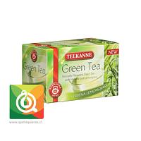 Teekanne Green Tea Verbena Lemongrass - Té Verde Cedrón y Hierba Limón