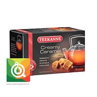 Teekanne Creamy Caramel - Té Negro Sabor Caramelo y Crema
