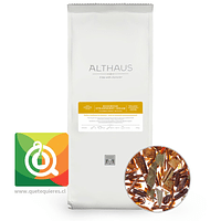 Althaus Infusión Rooibush Strawberry Cream 250 gr - Rooibos