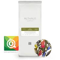 Althaus Té Verde Grun Matinee - Té Verde Pétalos de Flores 250 gr