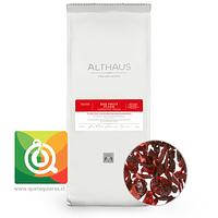 Althaus Infusión Red Fruit Flash - Infusión Berries 250 gr.