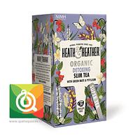 Heath & Heather Infusión Orgánica Yerba Maté y Rooibos - H & H Organic Botanical Slim Mate