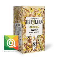 Heath & Heather Infusión Orgánica Rooibos
