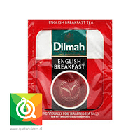 Dilmah Té Negro English Breakfast 10 bolsitas