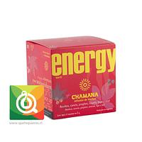 Roja Energy Chamana 15 bolsitas
