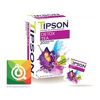 TIPSON DETOX - Infusión Desintoxicante 20 bolsitas