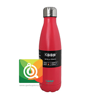 Keep Botella Térmica Colores - 500 ml. Fucsia