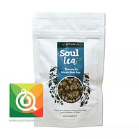 Soul Tea Té Verde - Blooming Corazon Verde Rosa 50 gr.