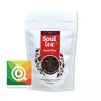 Soul Tea Té Pu-erh Pistacho Floral 50 gr.