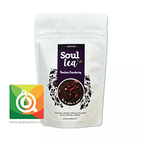 Soul Tea Infusión Rooibos Cranberry 50 gr.