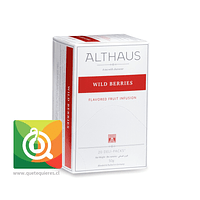 Althaus Infusión Wild Berries 20 bolsitas