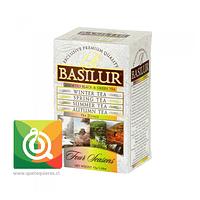 Basilur 4 Estaciones - Four Seasons Assorted 20 bolsitas