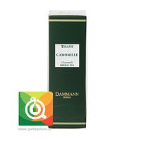Dammann Infusión Manzanilla - Tisane Chamomille 24 Sachets