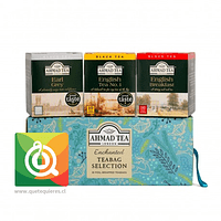 Ahmad Enchanted Teabag Selection (3 cajas10 un)