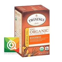Twinings Infusión Rooibos Orgánico