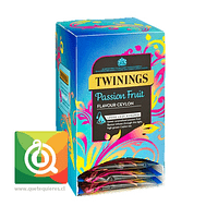 Twinings Té Negro Passion Fruit