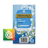 Twinings Infusión Manzanilla