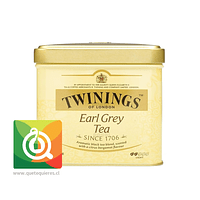 Twinings Té Negro Earl Grey Lata 100 gr