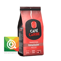 Café Caribe Italianissimo Tradicional 250 gr