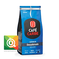 Café Descafeinado (Colombia) Superior 100%  arábica 250 gr.