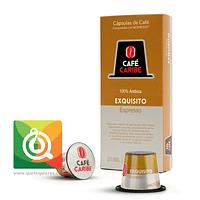 Capsula Café Exquisito - Espresso 10 unidades