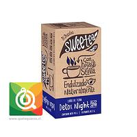 Sweetea Infusión Detox Night 20 bolsitas