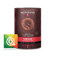 Monbana Chocolate Caliente en Polvo 33% cacao