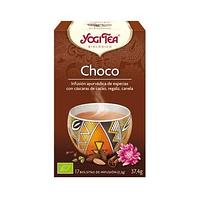 Yogi Tea Infusión Orgánica Chai Chocolate