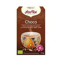Yogi Infusión de Hierbas sabor Chai Chocolate 17 bolsitas