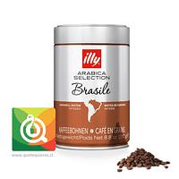 Illy Café Monoarabico Grano Brasil Lata