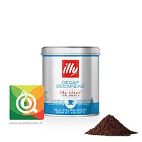 Illy Cafe Molido Descafeinado Lata