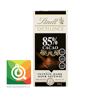 Lindt Chocolate Barra Excellence 85% cacao