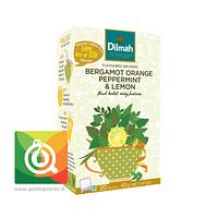 Dilmah Infusión Bergamota, Naranja, Menta y Limón