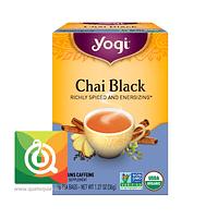 Yogi Té Negro Chai Orgánico