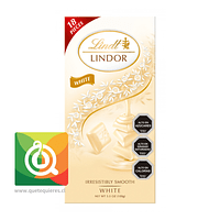 Lindt Chocolate Barra Lindor Blanco