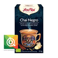 Yogi Tea Té Negro Chai Orgánico