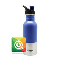 Keep Botella de Agua Metálica con Pituto Morada