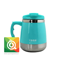 Keep Mug Taza Outdoor 400 ml Turquesa
