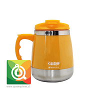 Keep Mug Taza Outdoor 400 ml Naranja