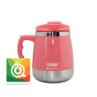 Keep Mug Taza Outdoor 400 ml Rosada