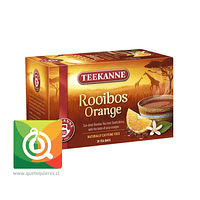 Teekanne Infusión Rooibos Naranja