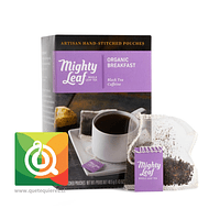 Mighty Leaf Té Negro Breakfast Orgánico
