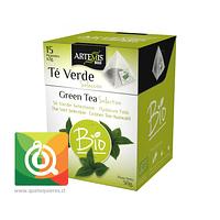 Artemis Bio Té Verde - Orgánico