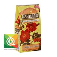 Basilur Té Negro Frambuesa y Rosa Mosqueta - Raspberry & Rosehip
