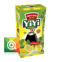 Yi-Yi Yerba Mate Compuesta Limón