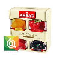 Akbar Té Sabores Surtido - Fruit Fiesta