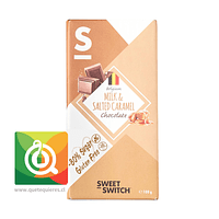 Sweet Switch Chocolate Belga Caramelo Salado