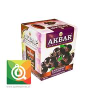 Akbar Té Negro Grosella Negra